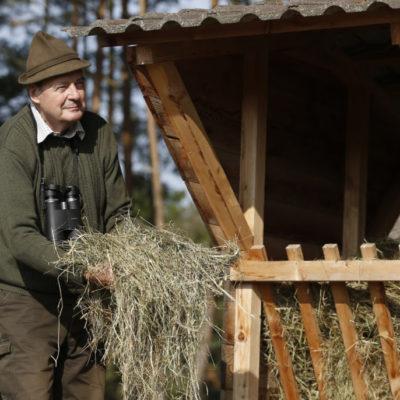 Darf denn jeder Jäger sein, Jagdschutzorgane, Jagdfakten Österreich