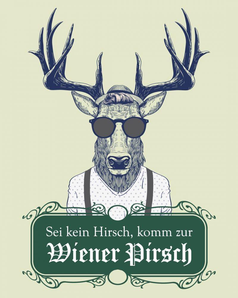 Wiener Pirsch, Jagdfakten Österreich