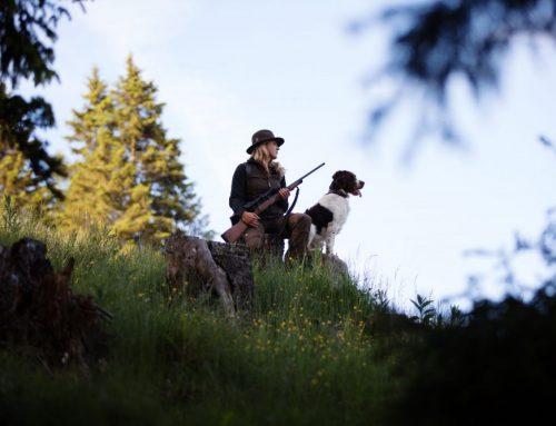 Wie wird man Jäger?