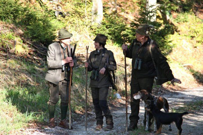 Der Jäger als Anwalt der Natur, Jagdfakten Österreich