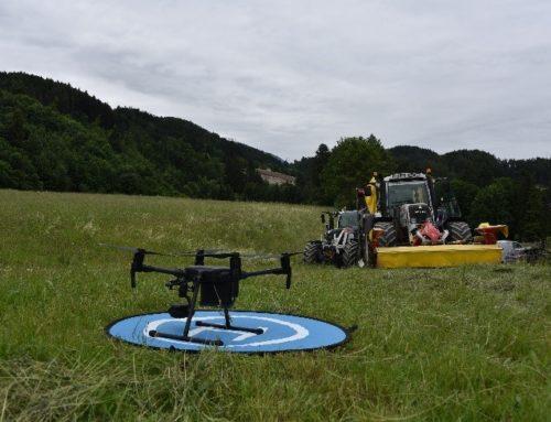 UNIQA Experteninterview: Drohnen im jagdlichen Umfeld