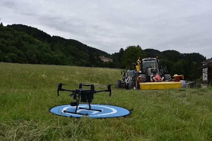 Drohnen im jagdlichen Umfeld, Jagdfakten.at