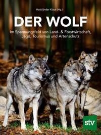 Buchcover: Der Wolf