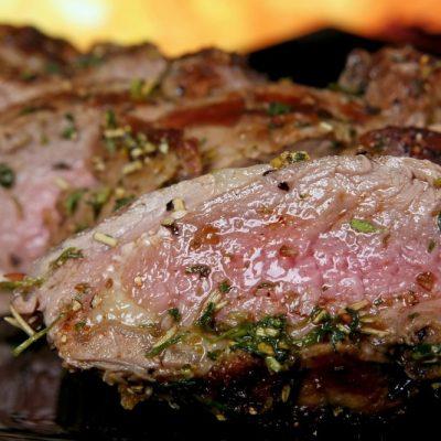 Wildschwein Steak vom Frischling, Jagdfakten.at