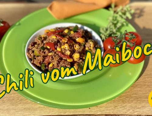 kathi's table: Chilli con Carne vom Maibock