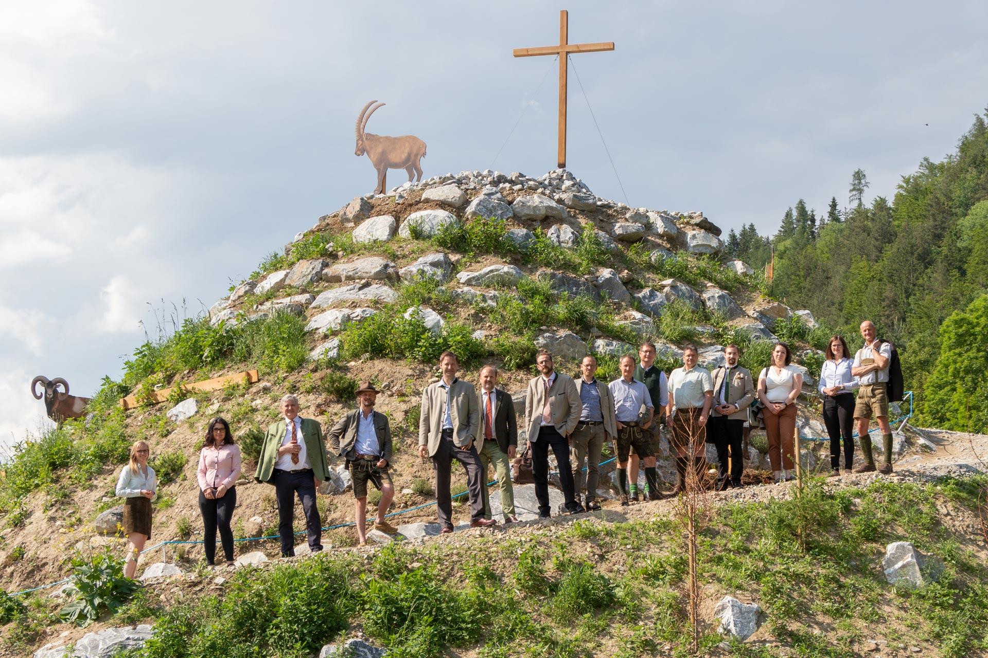 Besuch in den Naturwelten Steiermark, Jagdfakten.at informiert